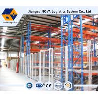 Quality Selective Push Back Pallet Racking for sale
