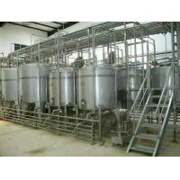 SS316L Rotary Open Type  Sterilization Chemical Fermentation Equipment System