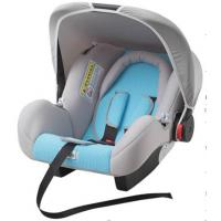 Quality Gray And Blue Child Safety Car Seats With Side - Impact Protection System for sale
