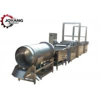 China All In One Automatic Potato Chips Making Machine For Cutting And Blanching on sale