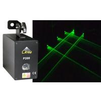 Quality 200mW Green Laser Curtain, Laser Lighting (P200) for sale