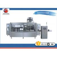 Quality Full Automatic Carbonated Drinks Filling Machine Beverage Drink Production Line 3 In 1 for sale