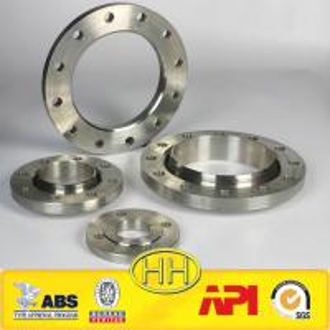 Quality steel flange EN1092-1:2007 type 01 plate flange  PN6-PN63 S235JR/ST37-2 material for sale