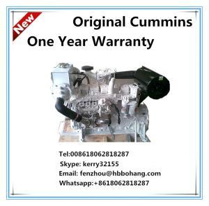 China Cummins 155KW marine generator engine 6BTA8.3 with CCS certificate on sale
