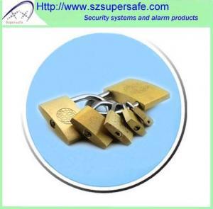 China Heavy Duty Brass Padlock on sale