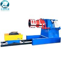 Buy cheap Quality Hydraulic decoiler manufacturer in China for 10Ton from wholesalers
