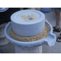 Quality Factory Supply Home Use Small Flour Beans Mill Stone | Home Use Small Grinding Stone Flour Milling Stone For Home Use for sale