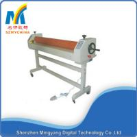 Buy Automatic 1600mm Width Electric Cold Laminator Simple Operation Stable Quality at wholesale prices