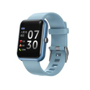 Quality Bluetooth 5.0 Waterproof FCC Blood Pressure Smartwatch for sale