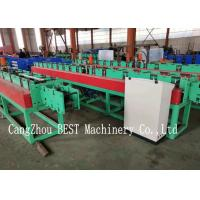 Quality Roller Shutter Door Steel Making Roll Forming Machine Hydraulic Cutting for sale