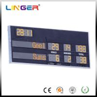 Quality Stadium Outside Customized Afl Led Soccer Scoreboard With CE / ROHS Approved for sale
