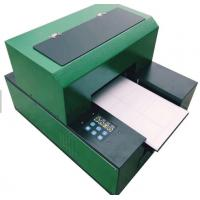 Buy Flatbed A3 DX5 1390 Desktop Uv Flatbed Printer , Mug Ceramic Digital Printing Machine at wholesale prices