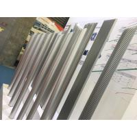 Quality High Density High Powder Aluminium Heat Sink Profiles from Big Extrusion Press for sale