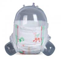 China soft eco friendly baled production line muslin xl size baby nappies diapers poland on sale