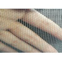 Quality Invisible 18 x 16 Mesh Window Screen , Plastic Insect  Proof  Screen 30 M Length for sale