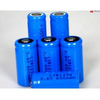 China Customized 600mAh Lithium Ion Battery Packs 3.7V For Cordless Drill , Power Tools on sale