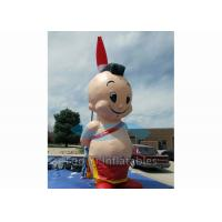 Buy Waterproof PVC Inflatable Character , Quick Inflated Inflatable Characters at wholesale prices
