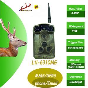 Quality MMS SMTP Wildlife Digital Hunting Camera Ltl Acorn Ltl-6310 surveillance camera for sale