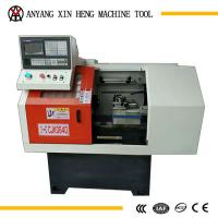 Quality CK0632 swing diameter over bed 200mm mini cnc lathe with good service for sale