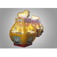 CE Medal Coin Operated Coin Pusher Machine With High Floor Efficiency