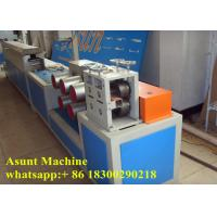 Quality SJ65/30 PP strap band tape making machine / PP packing strap extrusion line for sale