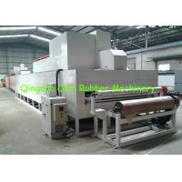Quality Stainless Steel Roller Transmission Rubber Curing Tunnel Foam Vulcanizing Oven for sale