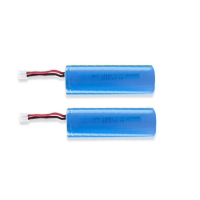 Quality Rechargeable 3.7V 2500mAh 18650 Battery Pack For Power Storage for sale