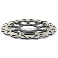 China High Strength Custom Motorcycle Brake Rotors For Racing Bike Parts on sale