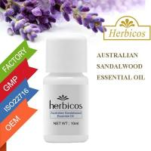 Quality 10ml Australian Sandalwood Pure Essential Oils / Sandalwood Essential Oil for sale