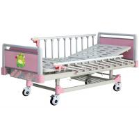 Quality Four Crank Luxury Height Adjustable Pediatric Hospital Beds For Baby for sale