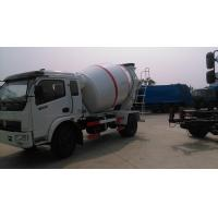 Quality Dongfeng duolika 5cbm concrete mixer truck for sale