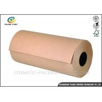 Buy cheap Recycled Packaging Materials Pulp Virgin Kraft Liner Board Thickness Tolerance ±10% from wholesalers