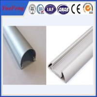 Quality HOT! OEM order aluminum extrusion profiles for led,wholesale aluminum profile for led sign for sale