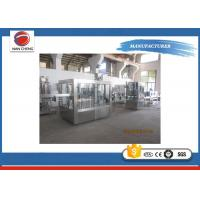 Buy Soft Drink /  Carbonated Drinks Filling Machine 9.5KW Large Capacity Adjustable Speed at wholesale prices