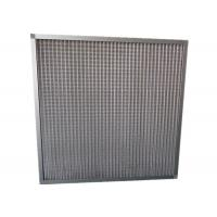 Buy MERV 11 Household Portable Mesh Panel Air Filter Pre Filter With Aluminum Frame at wholesale prices