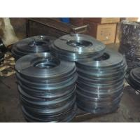Quality Prime blue Cold Rolled Steel Strip With High Quality Carbon Structured Steels For Packing for sale