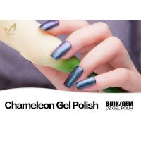 Buy cheap Non Toxic Chameleon Gel Nail Polish UV & LED Type Gorgeous Colors Performance from wholesalers