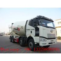 Buy new faw cement mixer truck 10-12cbm for sale at wholesale prices