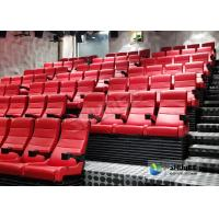 Quality Ultra Energy Saving 4D Movie Theater With Environmental Effects Simulation for sale