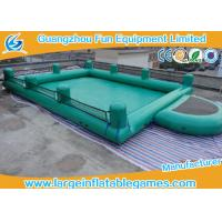 Quality CE Certification Inflatable Water Pool With Netting Tube And D - Trampoline for sale