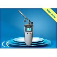 Buy Macro Channel Co2 Fractional Laser Machine Multifunctional Laser Hair Removal Equipment at wholesale prices