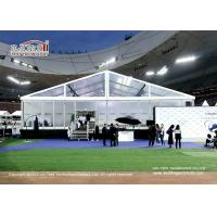 China Big Clear tents marqueen used for events or sports with aluminum frame for sale
