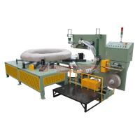 Quality High Speed Steel Wire Coil Packing Machine Stable Performance With Labeling Function for sale