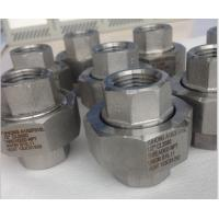 Quality Stainless Steel Forged Fitting , ASME B16.11 , MSS SP-79 , And MSS SP-83. Superior Corrosion Resistance for sale