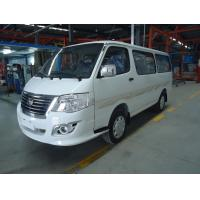 China High Bearing Capacity Luxurious White Mini Bus Van With Air Bag on sale
