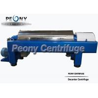 China Full Automatic Peanut Skin Dewatering Decanter Centrifuge from Chinese Supplier on sale