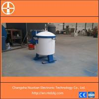 Quality 4L vertical type induction graphitization furnace for heating carbon material or graphite material for sale