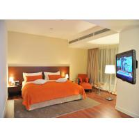 Quality King Size Hotel Guest Room Furniture ISO9001 SGS BV COC Certification for sale