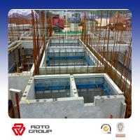 China Recyclable Architectural and High-efficiency Aluminium Peri Formwork For Concrete on sale