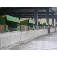 Quality CE Stationary Loading Dock Leveler Hydraulic Car Ramps for Container Electric Powered for sale